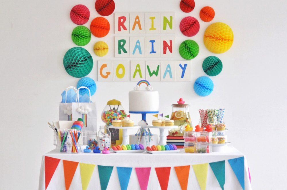 梅雨パーティー
