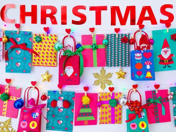 クリスマスが待ち遠しくなるアドベントカレンダーを作ろう!<パーティー部限定>