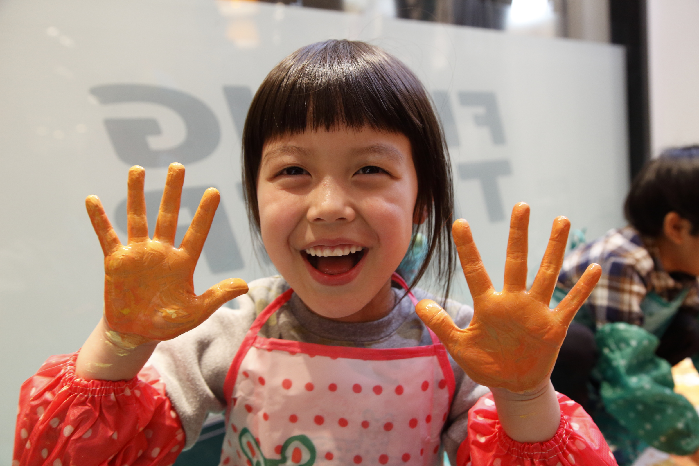 HandPrint Color Art